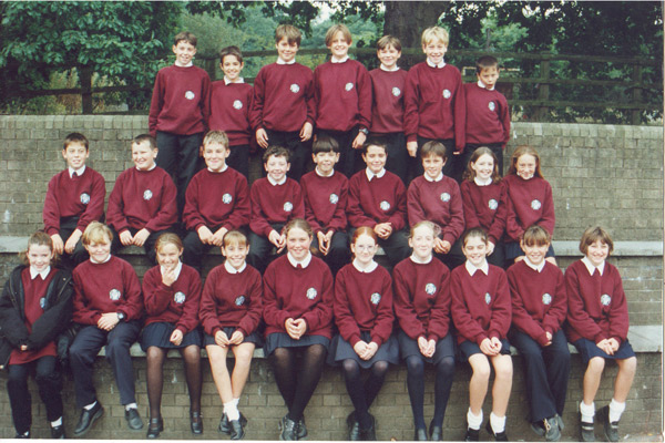 1st Year Group 1996