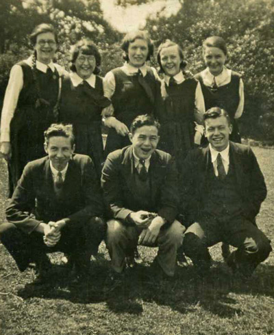 1935: VIth Form Group