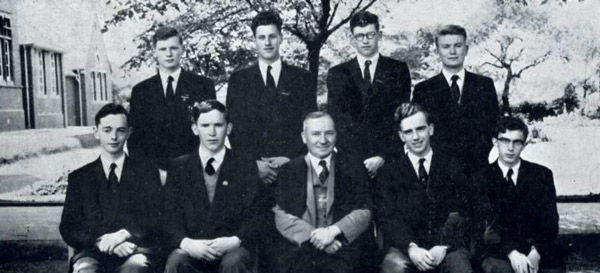 Prefects 1955/56
