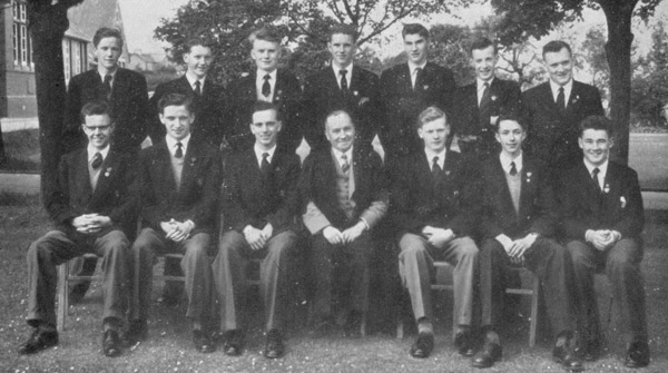 Prefects 1956/57