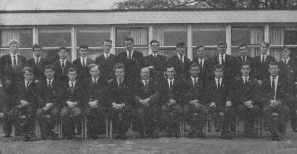 Prefects 1961/62