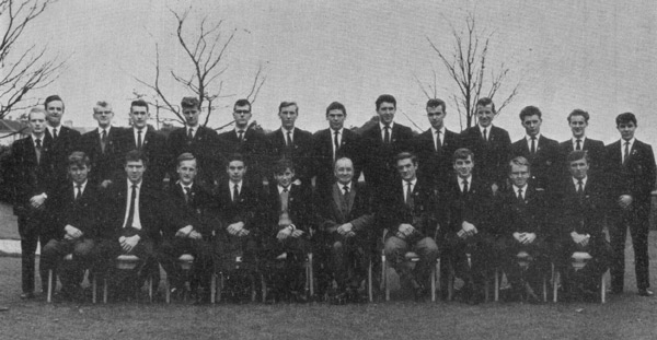 Prefects 1962/63